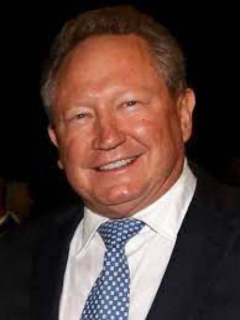 Dr Andrew Forrest. Photo: Wikipedia