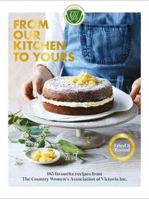 THE BOOK: From Our Kitchen to Yours, by CWA Vic, Murdoch Books, RRP $45