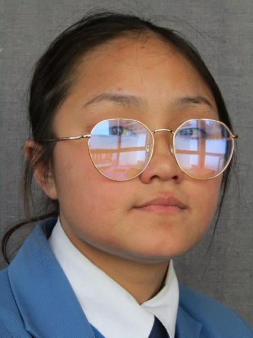 Hannah Than, Year 12, Queen's High School