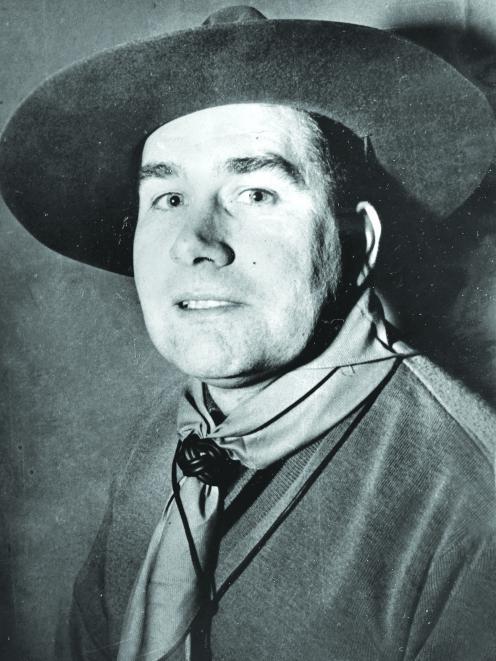 Bob Andrews around 1964. Photo: Supplied