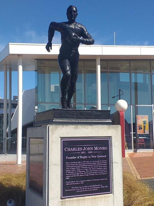 The New Zealand Rugby Museum is a must see for any visitor to Palmerston North.