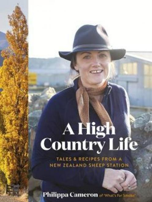 THE BOOK: A High Country Life by Philippa Cameron. Published by Allen and Unwin, RRP $45