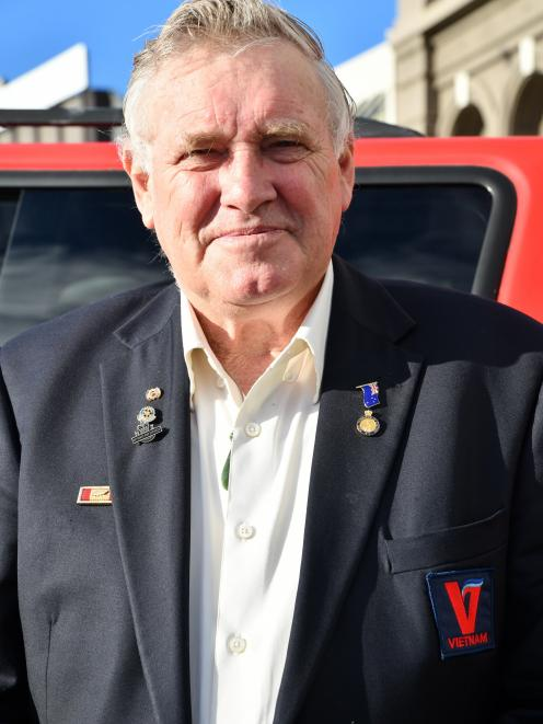 Mr Beker says the 50-year anniversary of his arrival home from the Vietnam War brings mixed...