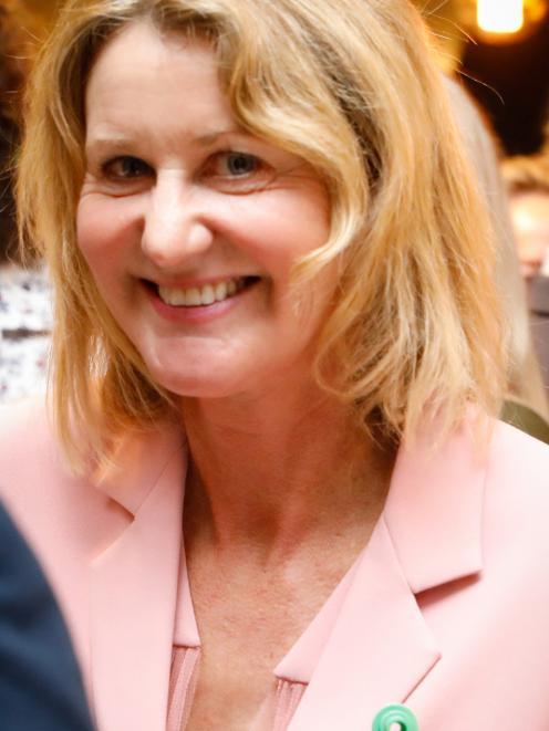 Otago Merino Association chairwoman Jayne Reed