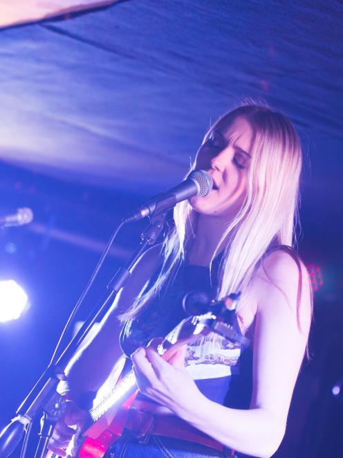 Mia Jay. Photo: ODT files