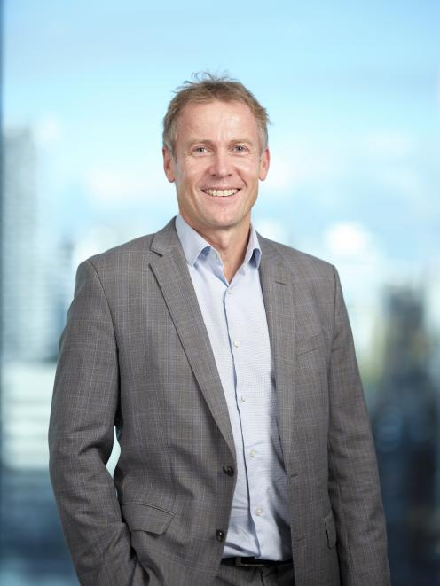 Mike Horne, of Dunedin, has been appointed chief executive of Deloitte New Zealand. Photo: Supplied