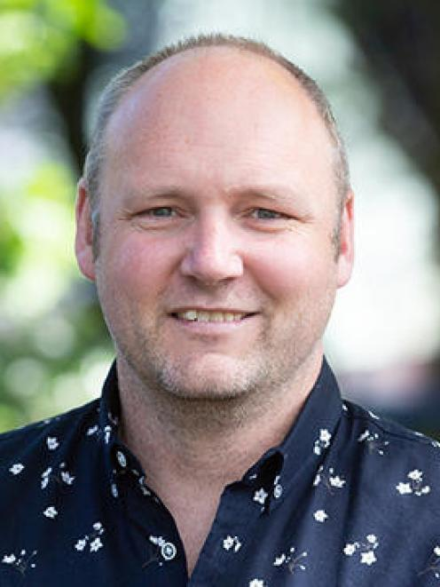 University of Auckland senior lecturer on environment Murray Ford. Photo: Supplied