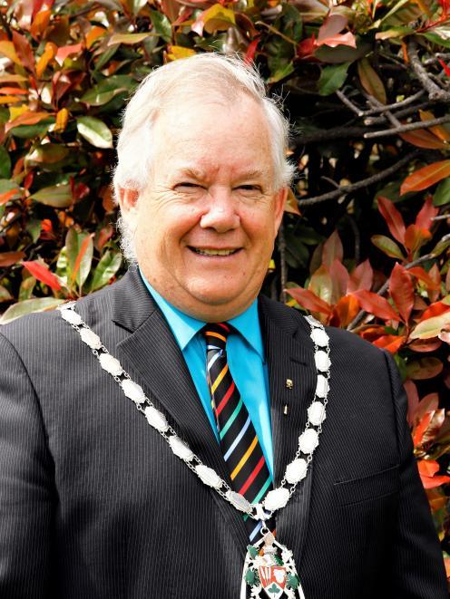 Waimate Mayor Craig Rowley. Photo: ODT files