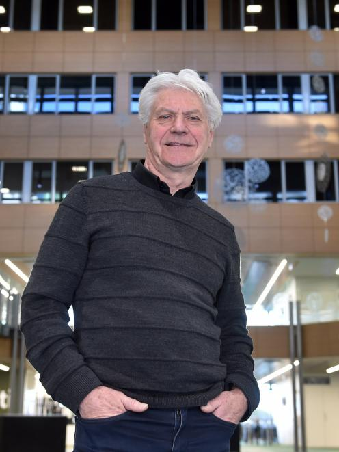 Prof Robert Aitken, Marketing Department, University of Otago.  PHOTO: PETER MCINTOSH