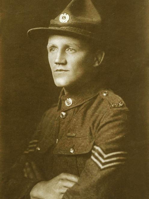 Henry Nicholas VC. Photo: Supplied