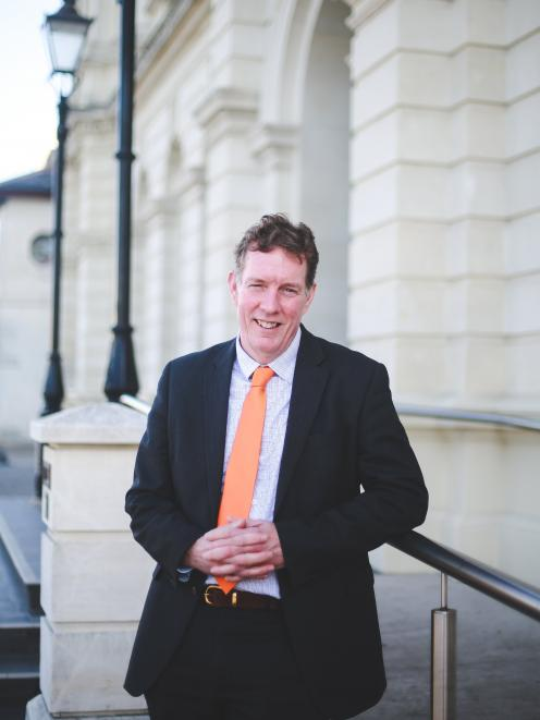 New Waitaki District Council chief executive Alex Parmley says the district has surpassed his...