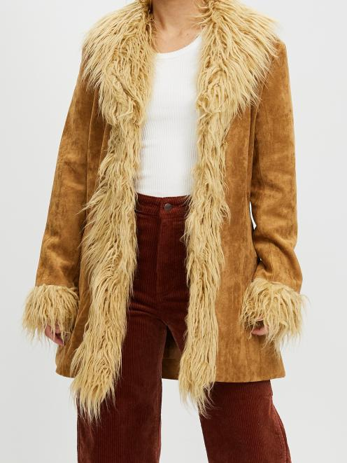 A modern manifestation of the ''Afghan'' coat, found mainly now in the women's ...