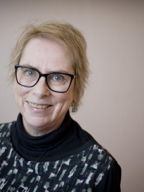 Assoc Prof Jacqueline Leckie. PHOTO: GERARD O'BRIEN