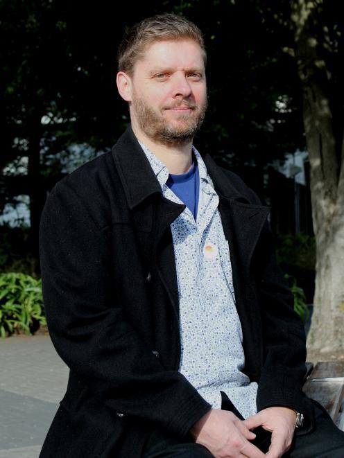 University of Otago professor Chris Brickell says New Zealand writer James Courage shared...