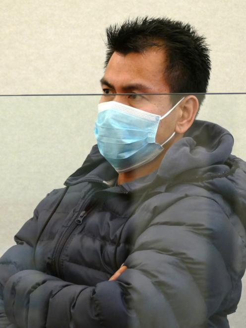 Adrian Cabuyao will have to answer to Immigration New Zealand after becoming a convicted sex...