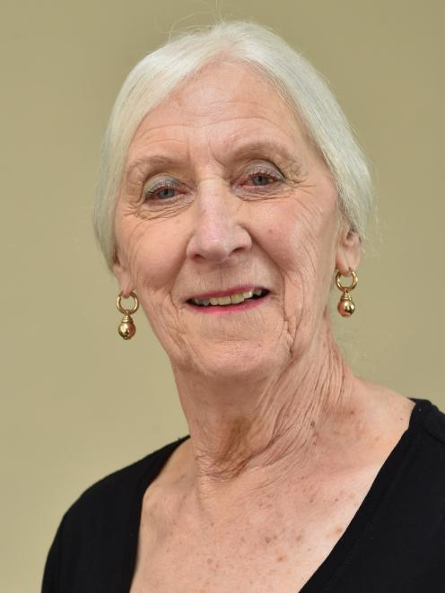 Dame Lois Muir. Photo: Gregor Richardson