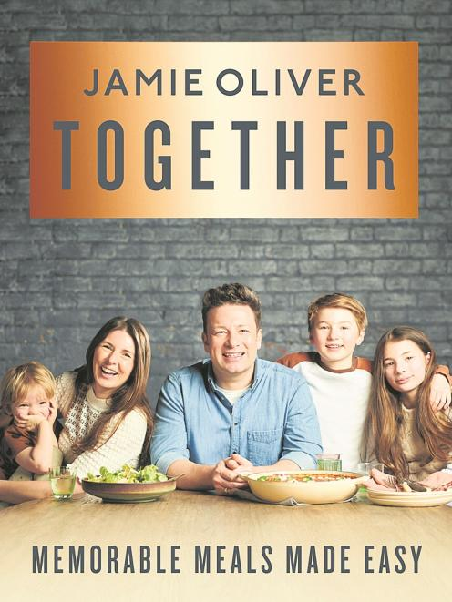 THE BOOK: Together by Jamie Oliver is published by Penguin Michael Joseph © Jamie Oliver...