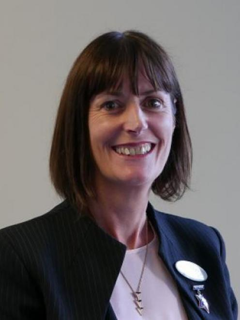 Jane Wilson. Photo: ODT files