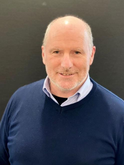 Matthew Dolan is chief executive of New Zealand Plant Producers  Incorporated. PHOTO: NZPPI