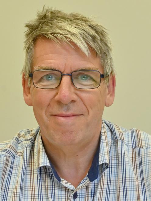 Dr Nigel Millar. Photo: ODT files