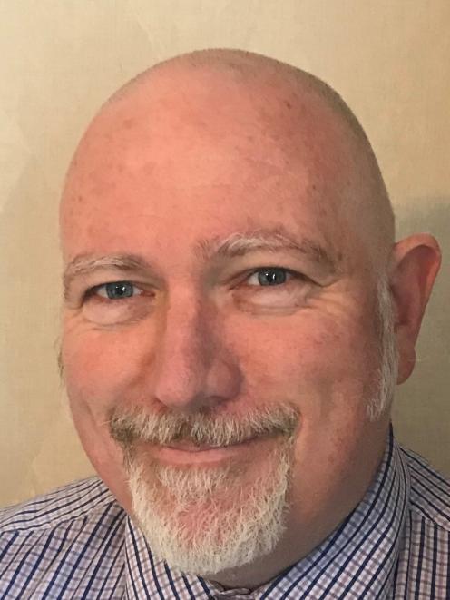 Principal Jarlath Kelly.