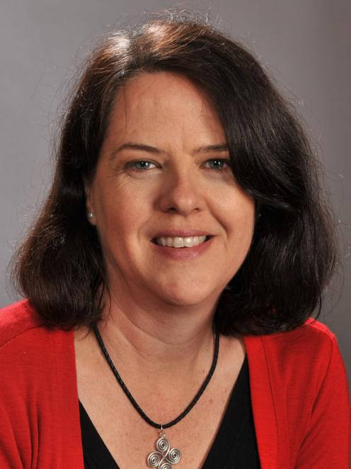 Dr Susan Jack. Photo: supplied