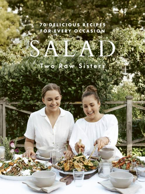 THE BOOK: Extracted from Salad: 70 delicious recipes for every occasion by the Two Raw Sisters....