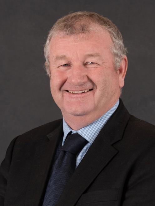 Ashburton District mayor Neil Brown