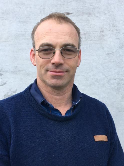 Federated Farmers Mid Canterbury provincial president David Clark