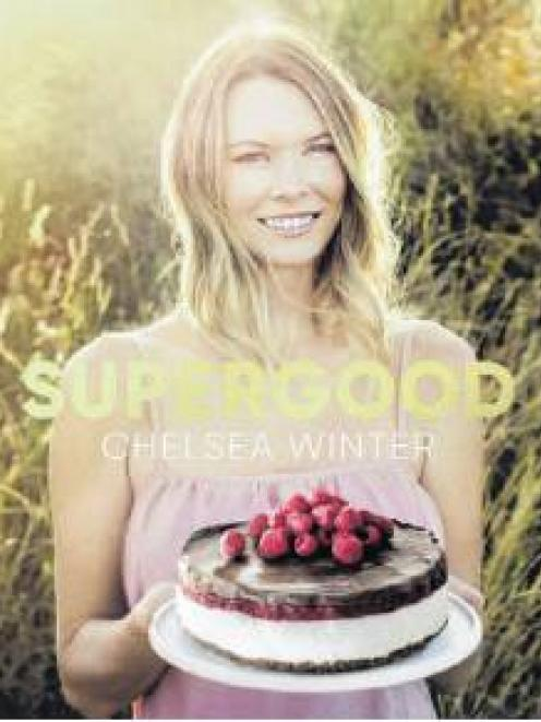 Supergood, by Chelsea Winter, published by Random House NZ, RRP $50.