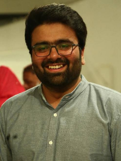 Syed Areeb Ahmed