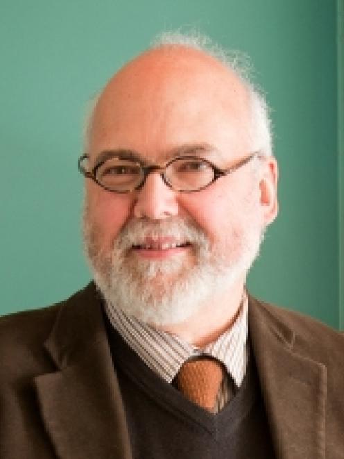 Prof Barry Taylor. Photo: Otago University