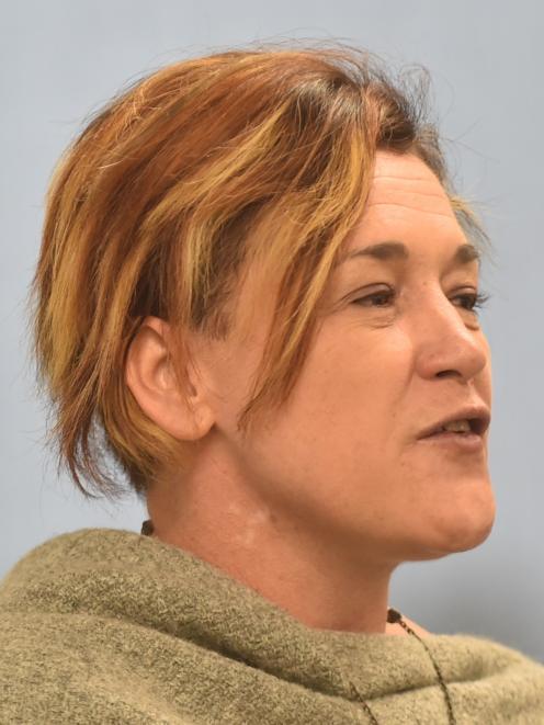 Dr Jenine Beekhuyzen