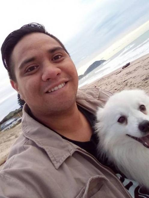 Tipene Maangi was one of two Kiwi tour guides killed in Monday's eruption. Photo via NZ Herald