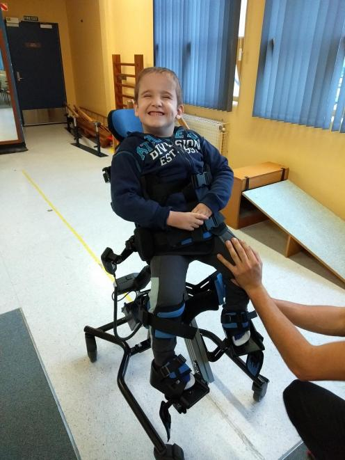 Ronald McDonald Houses have provided a safe place for Jack Vernal and family.