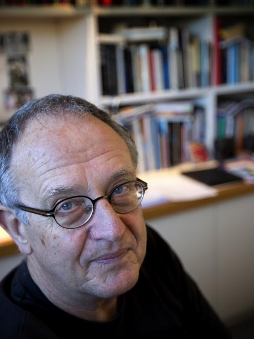 Ian Wedde. Photo: NZ Herald