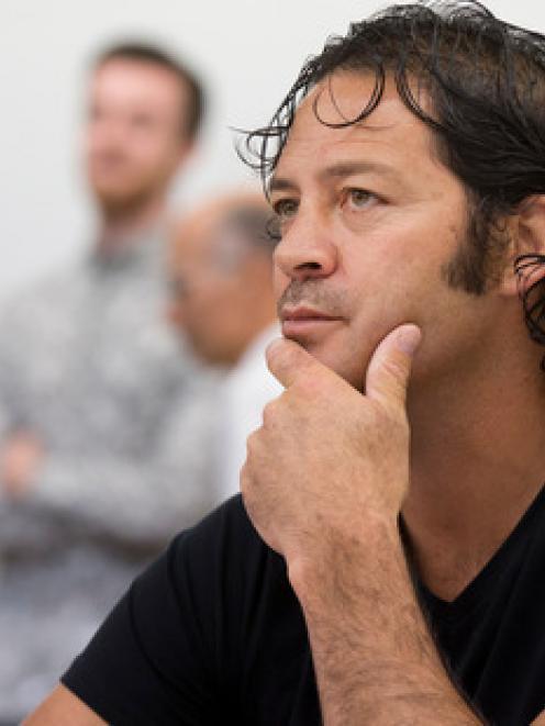 Willie Apiata. Photo: NZ Herald