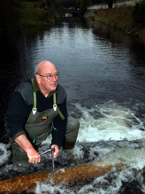 Otago Fish & Game Council chairman Monty Wright. PHOTO: ODT FILES