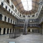 The East Wing of Kilmainham Gaol, with its Victorian ''panoptic design'',  speaks menacingly of...