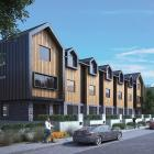 The planned Remarkables Residences, aimed at families and workers. Graphic supplied.