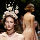 Dior artistic director Maria Grazia Chiuri took inspiration from labyrinths to create a fairytale-like runway show. Photo: Reuters