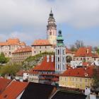 Cesky Krumlov in the Czech Republic. Photos: Antony Boomer.