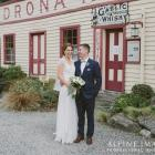 The Cardrona Hotel perfectly pairs a beautiful garden setting with a cozy historic hotel.
