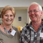 Carol and Ian Mclean, of Dunedin.