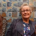 Alyssa Currie (14), of Dunedin, her grandmother Mary Currie, of Kurow, and Willow Currie (7), of Dunedin.
