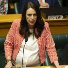 Prime Minister Jacinda Ardern was allegedly called a 'stupid little girl' in parliament recently....
