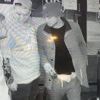 Queenstown Police are asking for assistance to identify the two men pictured in relation to an...