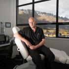 Dr Hans Raetz, of Queenstown, believes co-location is key when it comes to the future of the area...