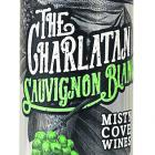 NV Misty Cove The Charlatan Sauvignon Blanc. Photo: Supplied