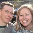 Josh Rocheford-Barber and Katelyn Donovan, both of Dunedin.